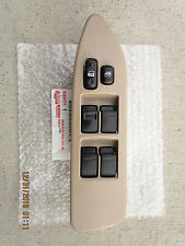 00 - 02 TOYOTA LAND CRUISER MASTER POWER WINDOW SWITCH WITH BEZEL 84820-60100