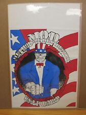 Vintage M.O.D Method of Destruction original poster   8163