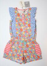 NWT Girls Matilda Jane Tutti Fruit Romper Size 6