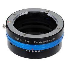 Fotodiox objetivamente adaptador pro Yashica af para Sony NEX e-Mount cámaras