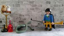 PLAYMOBIL HARRY POTTER NAGINI FIGURINE FIGURE SORCIER HOGWARTS ENFANT MAUDIT