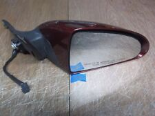 2006-2009 PONTIAC G6 *2 DOOR* COUPE PASSENGER SIDE POWER MIRROR OEM MERLOT JEWEL
