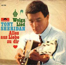 "7"" Tony Sheridan (Beatles) – Wolgalied / Alles aus Liebe zu dir // Germany 1966"