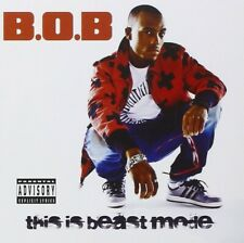 B.O.B - THIS IS BEAST MODE  CD NEU
