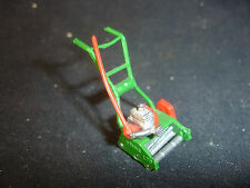 Old Vtg Antique Britains LTD Minature Lawnmover with metal Bars made in USA