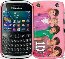 One Direction 1D Estuche / Funda para Blackberry 9320 Rosa Nuevo