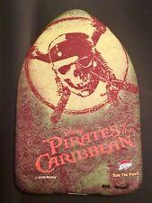 Disney Pirates Of The Caribbean surf boogie board, swimming kick board,