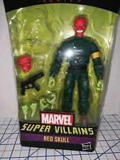 Hasbro Marvel Legends Red Skull No BAF! See Description!