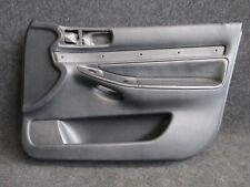 LEDER Türverkleidung vorne rechts Audi A4 S4 B5 Verkleidung Tür schwarz