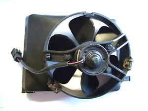 USED RIGHT HAND COOLING SHROUD, FAN  & MOTOR FOR BMW K1200RS/LT/GT - SEE LISTING