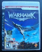 PS3 WARHAWK COMPLETE SONY PLAYSTATION