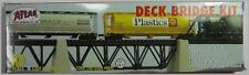 Atlas (HO-Scale) #591 Code 83 Deck Bridge Kit - NIB