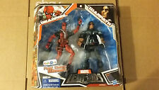 Marvel Legends TRU Deadpool Warpath Widow Winter Ninja Dum Dugan NEW SET of 3