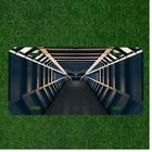 Custom Personalized License Plate Auto Tag With Cool Tunnel Hallway Design