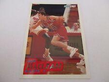 Carte NBA FLEER 1993-94 #395 Don MacLean Washington Bullets