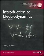 Introduction to Electrodynamics 4E by David J. Griffiths 4th (Int'l Edition)