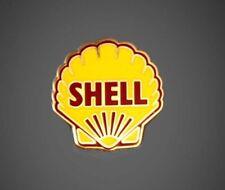 Shell Oil Logo Pin