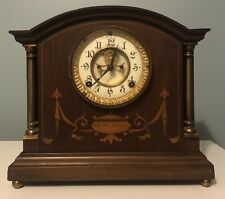 1881 Ansonia Open Escape Mantle Clock Beautiful Antique!