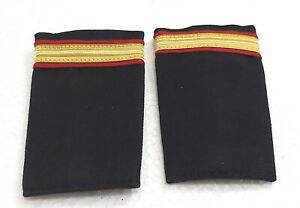Marine Navy Ship`s Ranking 4th Engineer / 3rd Officer Uniform Epaulets Board