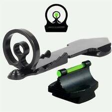 Bullseye Green Fiber Optic Sight Set fits Henry 44 Mag 41Mag Big Boy Classic
