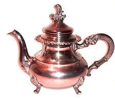 Teekanne Sterling Silber 925 Original Alt-Heidelberg