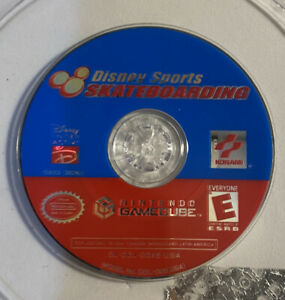 DISNEY SPORTS: SKATEBOARDING (Nintendo GameCube) Disc Only