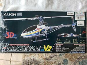 Trex 450SE  V2 Superior  Edition