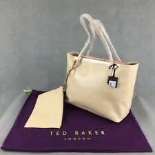 6a772296083d Ted Baker Leather Isbell Mink Tote SHOPPER Bag and Purse - Handbag