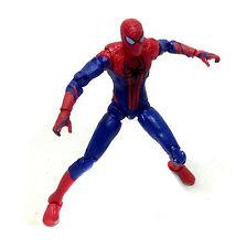 """Marvel Comics Universo 4"""" Superposeable Película Juguete Figura De Acción De Spider Man"""