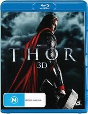Thor (3D Blu-ray)  - BLU-RAY - NEW Region B