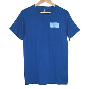 Blue Hawaiian Helicopters Mens T-Shirt Size Small Blue