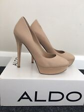 Killer Heels Aldo Size 5UK/38EU 100% Leather
