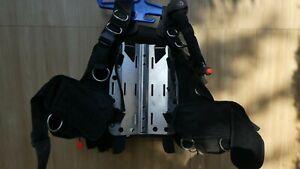 Custom Diver Wing