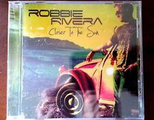 V) CD - Robbie Rivera - Closer to the sun - DJ house