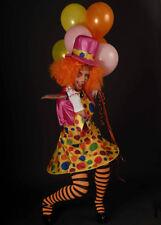 Ladies Horror Clown Halloween Costume