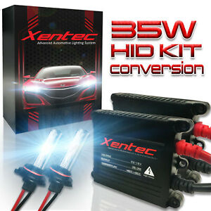 AC For Cadillac headlight H1 H3 H11 9006 9007 Xentec Xenon HID bulb ballast Kit