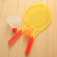 C450 Badminton Table Tennis Outdoor Sports Family Game Boys Plastic Toy Rackets