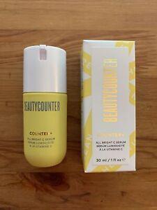 Beautycounter Counter+ All Bright C Serum 1 Fl Oz