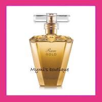 RARE GOLD eau de parfum vapo 50ml Avon fleur d'oranger - flacon édition limitée
