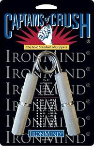 IronMind | Captains Of Crush Hand Gripper Choose ANY Strength Level | Authentic