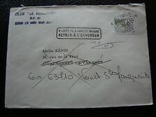 FRANCE - enveloppe 1982 timbre preoblitere yt n° 174 (cy53) french (P)