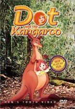 DOT AND THE KANGAROO (Animated Movie)  -  DVD - UK Compatible - New & sealed