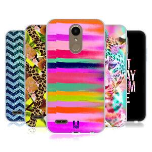 HEAD CASE DESIGNS TREND MIX SOFT GEL CASE & WALLPAPER FOR LG PHONES 1