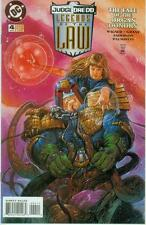 Judge Dredd: Legends of the Law # 4 (Brent Anderson) (DC, USA, 1995)