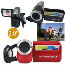 Red 2.0inch Lcd 16Mp Digital Mini Video Camera Camcorder Gift for Kids Children