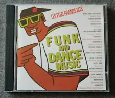 Funk and Dance music, les plus grands hits - delegation ritchie family ect , CD