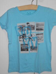ROXY T.shirt bleu ciel 8 ans