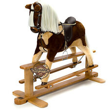 Beautifully handmade rocking horse MARS VI from MJMARK