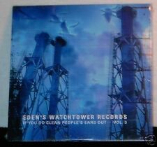 Eden's Watchtower Records If You Do Clean People's Ears Out Volume 3 CD NEW!!