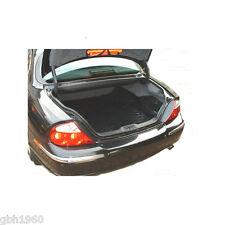 Jaguar S-type saloon Complexion custom genuine black rubber boot mat liner tray